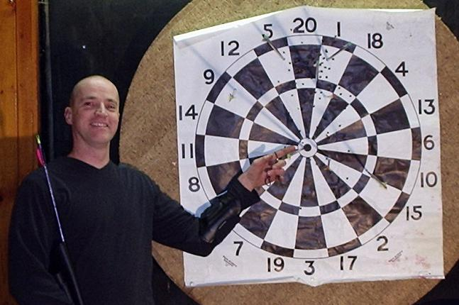 image about Printable Dart Board referred to as Dartboard archery emphasis